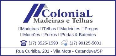 Colonial Madeiras e Telhas