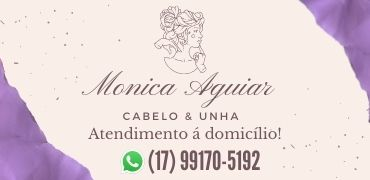 Cabeleireira & Manicure á Domicílio!